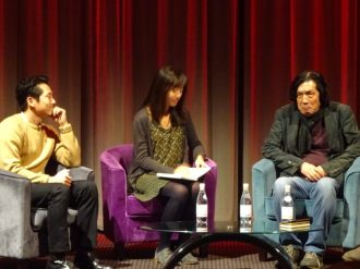 BFI London Film Festival: Burning director Lee Chang-dong and star Steven Yeun