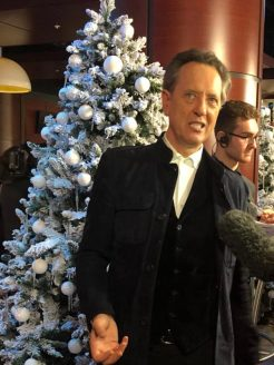 The Nutcracker and the Four Realms - Richard E. Grant