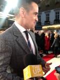Colin Farrell at the Dumbo European Premiere