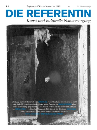 DieReferentinCover