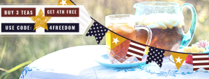 buy 3 get 4th free with code 4freedom