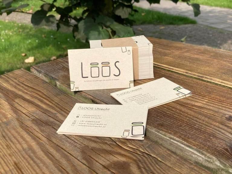 Visitekaartjes LOOS1