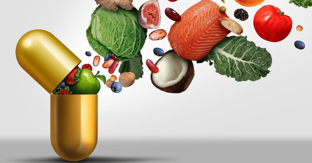 Vitamine A, D, E en K zijn vetoplosbare vitamines. Je moet dus vetten eten om deze vitaminen goed op te nemen.
