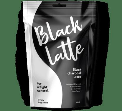 black latte减肥