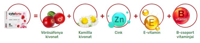 cytoforte összetétele
