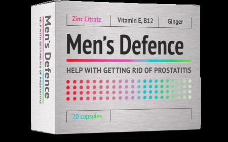 Men's Defence españa