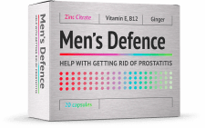 Men's Defence na prostatitidu