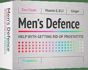 Men's Defence ára