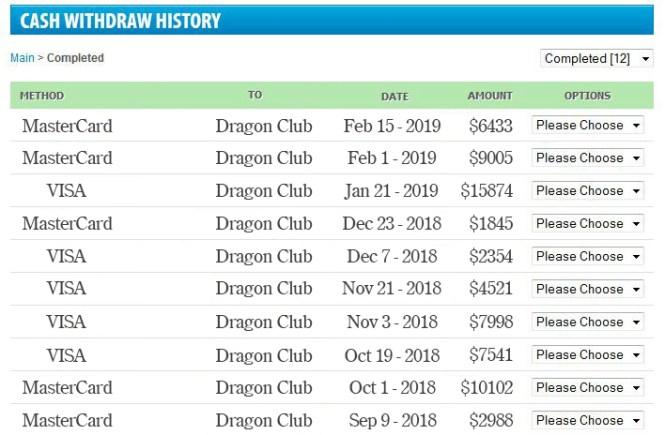 Dragon Club sports