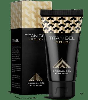 Titan Gel Gold precio