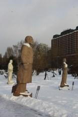 A field of Lenin.