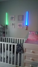 Star Wars Girl Crib