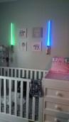 Star Wars Girl Crib