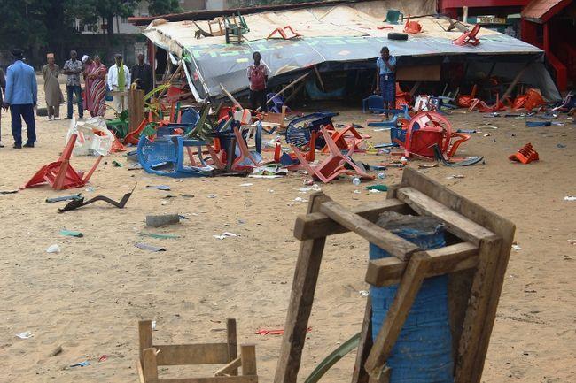 33 muertos, saldo de estampida tras concierto en Guinea - Internet