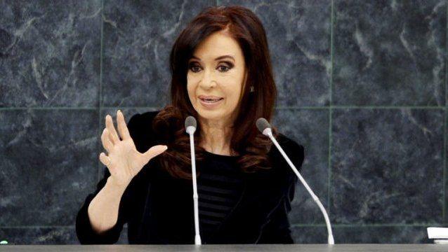 """Presidenta de Argentina llama a terminar con """"pillaje"""" financiero - Internet"""
