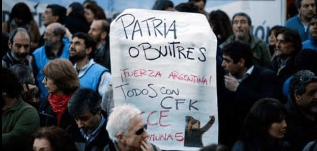 Argentina entra en Default - Foto de Reuters
