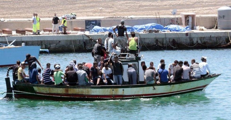 Cuatro indocumentados mueren en el Mar Egeo - Internet