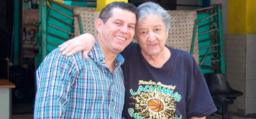 'Mama Rosa' es internada tras ser detenida en Michoacán - Foto de MiZamora.net
