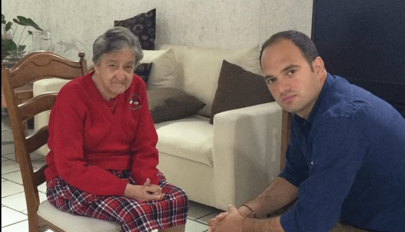 """""""Estrecha y macabra"""" vinculación del DIF con 'Mamá Rosa': Krauze - Foto de Twitter"""