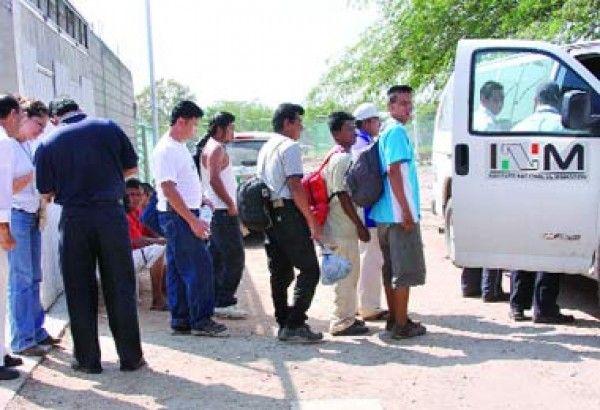 Atención a migrantes aumenta en 50 por ciento: CNDH - Foto ehui.com