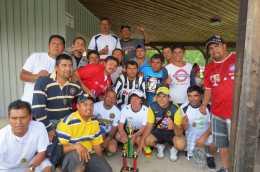 Jornaleros mexicanos participaron en torneo de futbol en Canadá - Foto Notimex