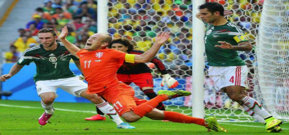 El Tri va por revancha en amistoso contra Holanda - Foto de Internet