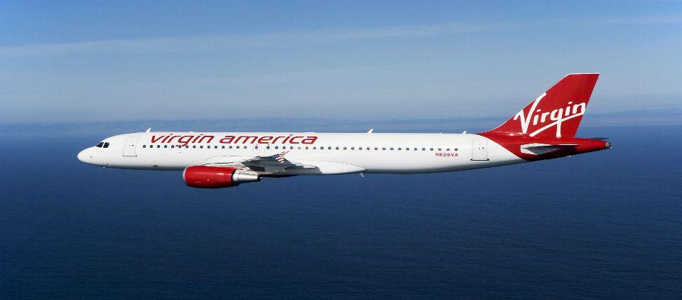 Anuncia Virgin America oferta pública - Foto de Virgin America