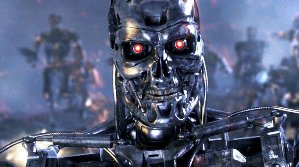 "Schwarzenegger comparte imagen desde el set de ""Terminator Genisys"" - Internet"