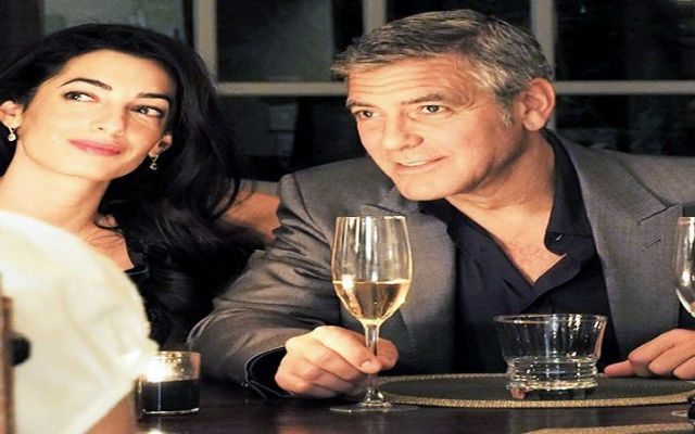 George Clooney listo para su segundo matrimonio - Foto de televicentro