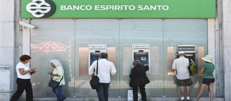 Portugal rescata al Banco Espíritu Santo - En el último semestre tuvo pérdidas de 3 mil 577 millones de euros