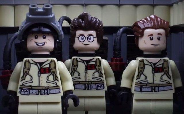 Regresan Los Cazafantasmas en forma de Lego - Foto de Youtube