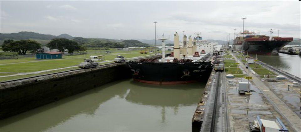 Hoy se celebra centenario del Canal de Panamá - Foto de AP
