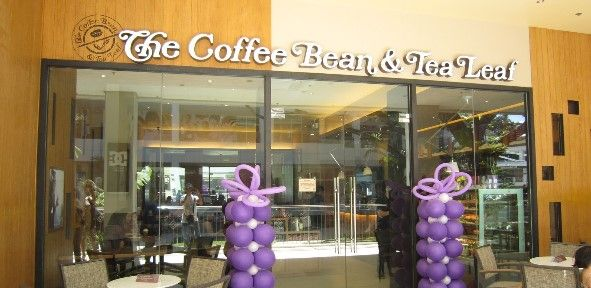 Alsea concreta acuerdo para adquirir 10 locales de Coffee Bean - Coffee Bean & Tea Leaf
