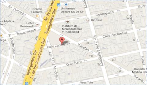 Conceden cambio de uso de suelo para clínica en la colonia Roma - Internet