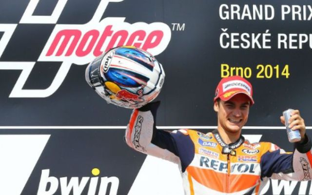 Termina Dani Pedrosa con racha de Marc Márquez en Grand Prix - Foto de crash.net