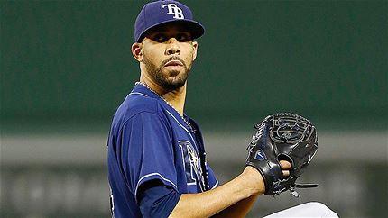 Tigres de Detroit se refuerzan con Price - Después de 5 años en Tampa, pasa a Detroit.