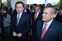 Legislativo y Ejecutivo cumplen con su deber: Osorio Chong - El secretario de Gobernación asistió a la V Reunión Plenaria Conjunta