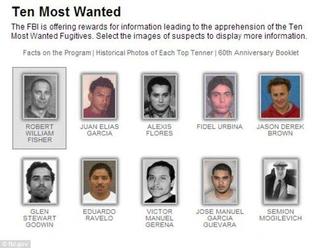 FBI ofrece alta recompensa por captura de dos mexicanos