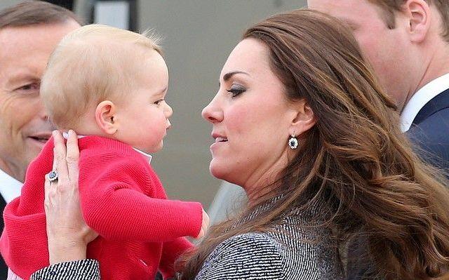 La Realeza también compra en oferta - Foto de Huffington Post