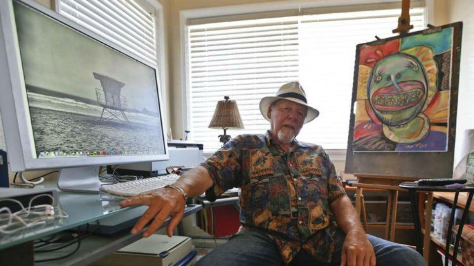 """Lucha contra el cáncer artista de """"Cazafantasmas"""" - Foto de Yahoo News"""