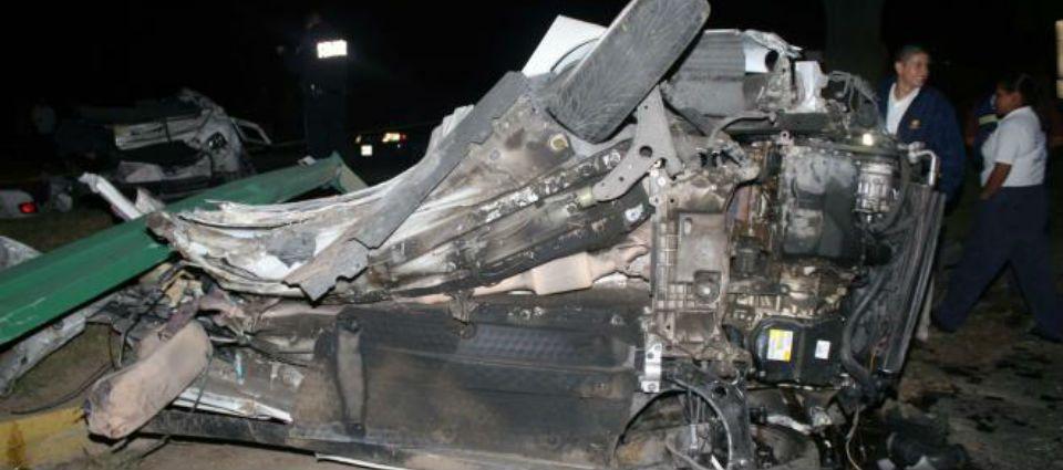 Un muerto y cuatro lesionados en accidente en Tepatitlán - Foto de Unión Jalisco