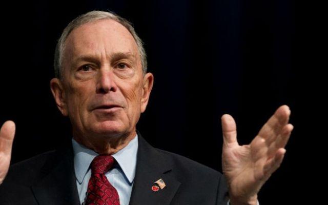 Michael Bloomberg regresa a dirigir la firma de información que fundó - Foto de Getty Images