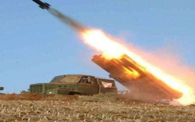 Israel ataca posiciones de Hamás en Gaza tras lanzamiento de dos cohetes - Foto de Milenio