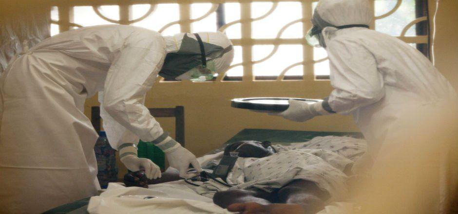 Dos curados del ébola en Liberia por suero ZMapp - Foto de AP