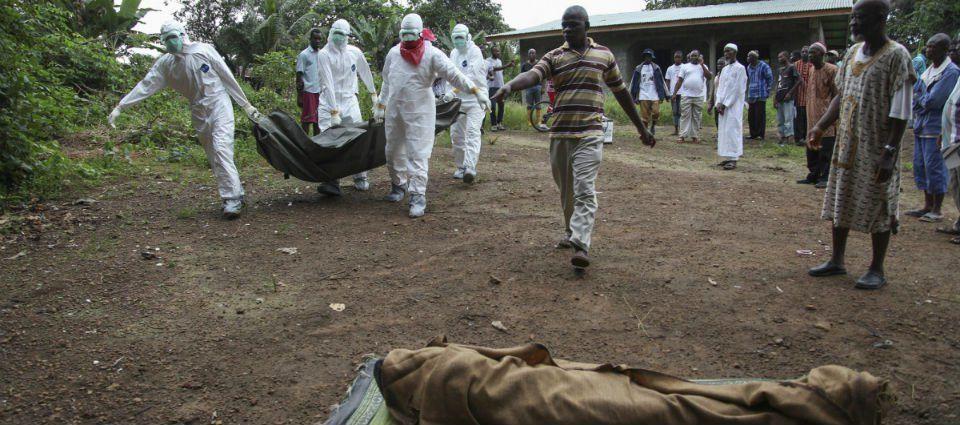 Pide Liberia ayuda a EUA para enfrentar el ébola - Foto de Time