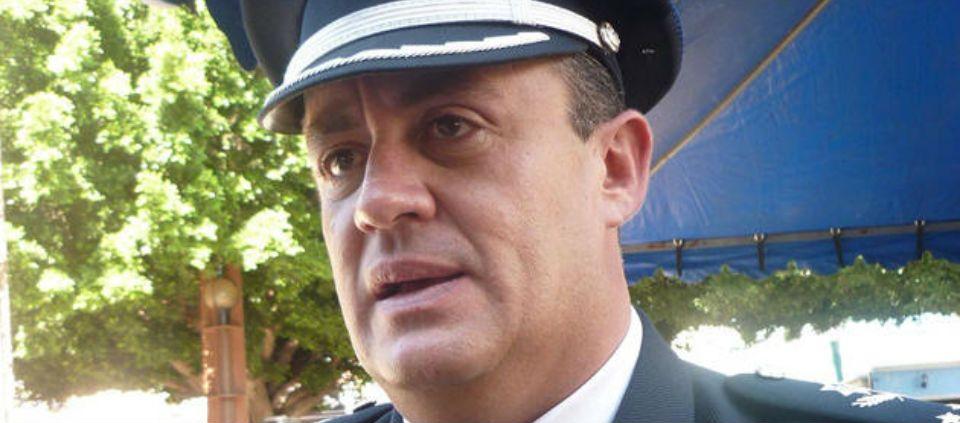 Detienen a director de seguridad de Puruándiro, Michoacán - Foto de La Jornada