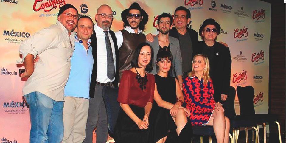 Se realizó la premier de la película de Cantinflas en México - Foto de El Universal