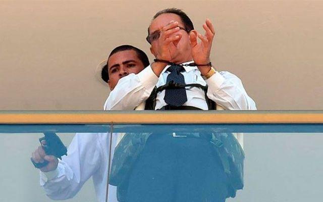 Secuestrador brasileño se rinde tras siete horas de asedio - La Nación
