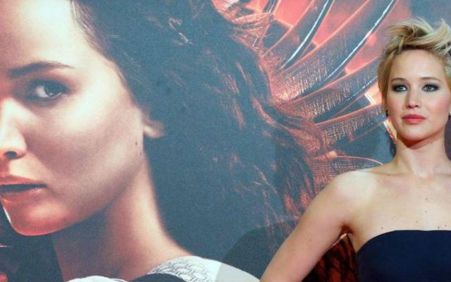 Jennifer Lawrence rompe récord por Juegos del Hambre - Foto de Gotceleb