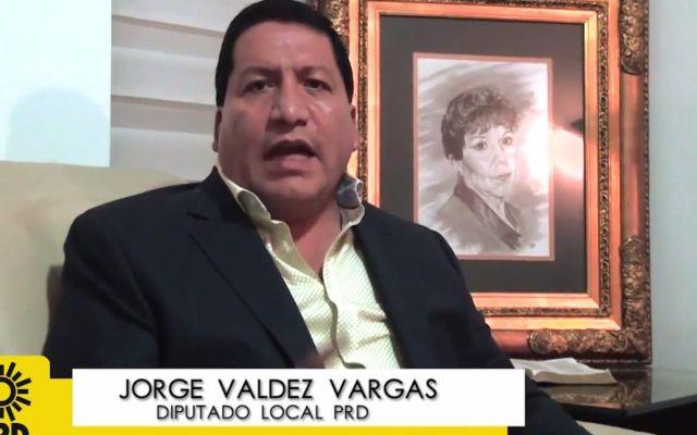 Diputado del PRD se disculpa por agresión en Tamaulipas - Foto de Youtube